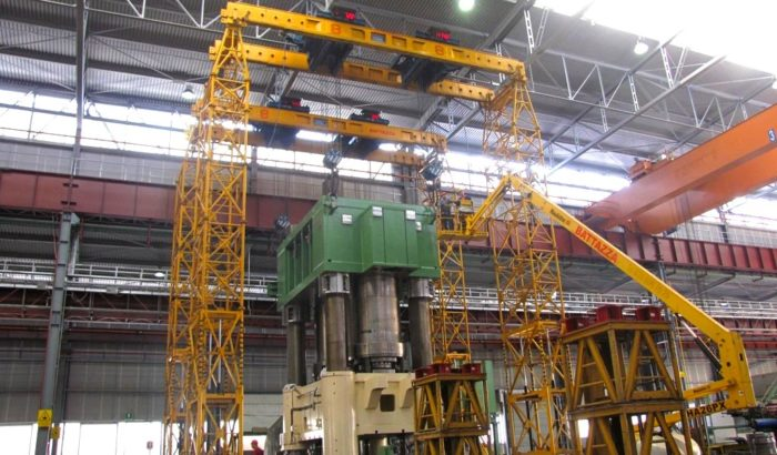 Lifting and Assembly