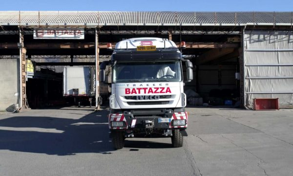 Industrial transport Battazza